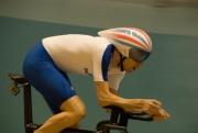Bradley Wiggins. GB track cycling squad pre-Olympic training camp. Newport Velodrome. 02/08/2008. Nikon D200 - 1/125 sec @ f5.6, ISO 1600 (0920_0232.jpg)