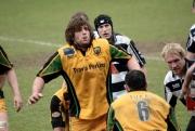 Matt Lord. Bristol Rugby v Northampton Saints. Memorial Ground, Bristol. 30/04/2006. Nikon D200 - 1/250 sec @ f5.6, ISO 250 (0800_154.JPG)