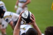 Lineout. Bristol Rugby v Northampton Saints. Memorial Ground, Bristol. 16/11/2008. Nikon D200 - 1/200 sec @ f5.6, ISO 560 (0948_0029.jpg)