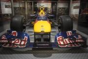 Mark Webber's F1 Red Bull RB6 (2010)