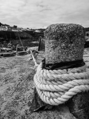Ropes at Coverack