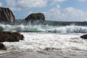 Kynance Cove Wave