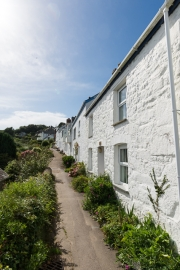Coverack cottages