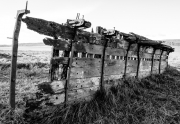 Decaying Wooden Hull