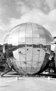 Planetarium, Millennium Square, Bristol