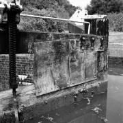Lock Gate Detail
