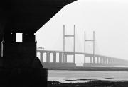 Bridge and silhouette