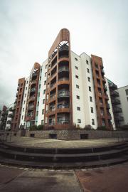 Portishead Marina apartments
