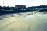 Empty Cumberland Basin