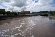 Cumberland Basin re-filling