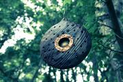 Hanging wood