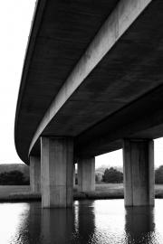 Curve of M5 bridge