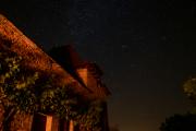 Night sky and gite
