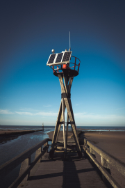 Jetty Light, Courseulles