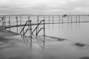 Steps, Pool and Pier Long Exposure