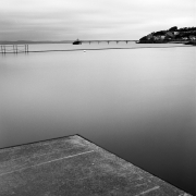 Pool and Pier long exposure