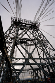 Tower and Cables
