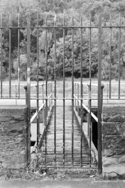Gate and gangway