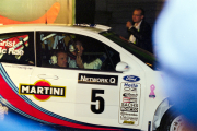 Nicky Grist & Colin McRae