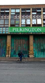 Derelict Pilkington Factory