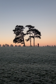 Frosty Downs with Photographer