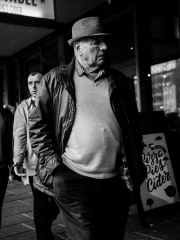 Street Photography (Damien Demolder workshop)