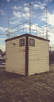 Harbourside Hut