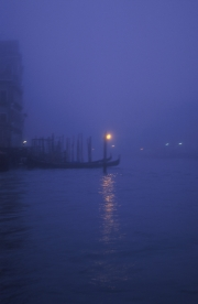 Grand Canal at Dawn in the Mist