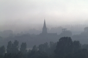 Dawn over the Loire