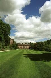 Dyrham Park House and Lawn