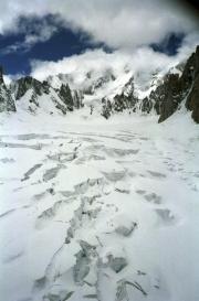 Alpine Glaciers and Peaks