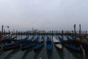 Gondolas at San Zaccharia