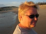 Del in Sunset Light