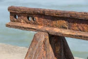 Rusted Barrier