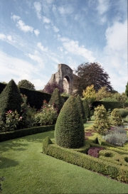 Gardens and Abbey