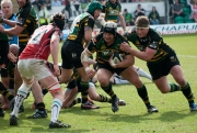 Euan Murray and Dylan Hartley