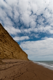 Jurassic Coast Cliffs