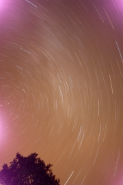 Stars, Long Exposure