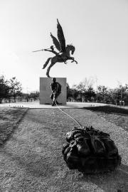 Parachute Memorial