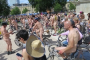 Naked Bike Riders
